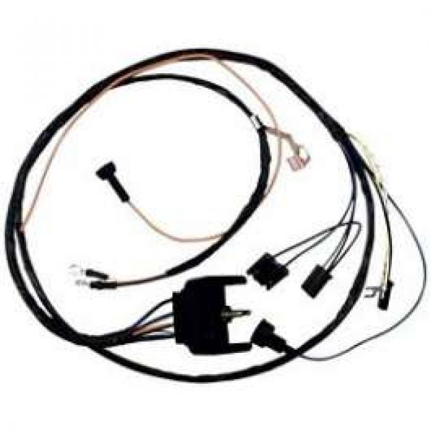 Camaro Engine Wiring Harness, Small Block, For Cars With