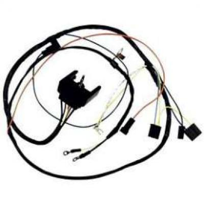 Camaro Engine Wiring Harness, 6 Cylinder, For Cars With