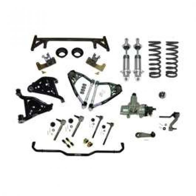 Camaro Front Suspension Kit 3, Small Block & LS, Detroit