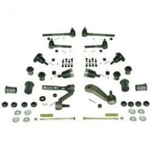 Camaro Suspension Rebuild Kit, Front, Major, For Cars With