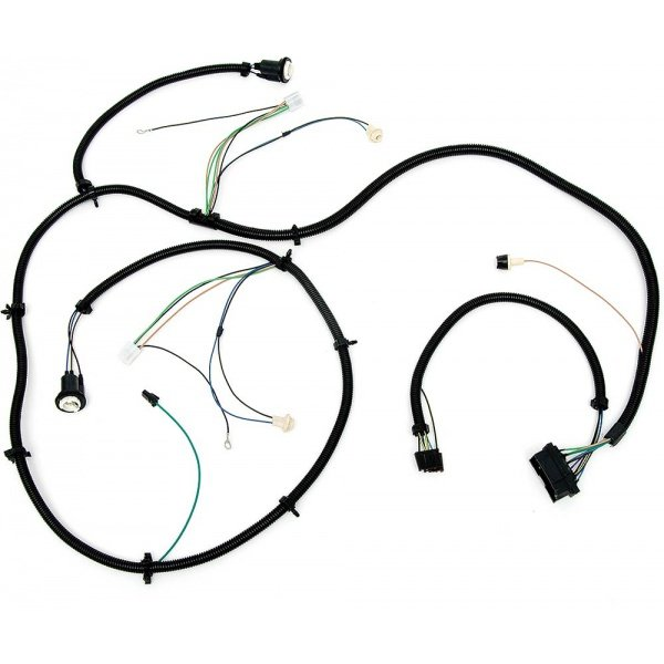 Camaro Front Light Wiring Harness, 1979-1980