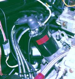 corvette ignition wiring diagram 1969 camaro transistor ignition systemsti coil as seen on xram car [ 1536 x 1023 Pixel ]