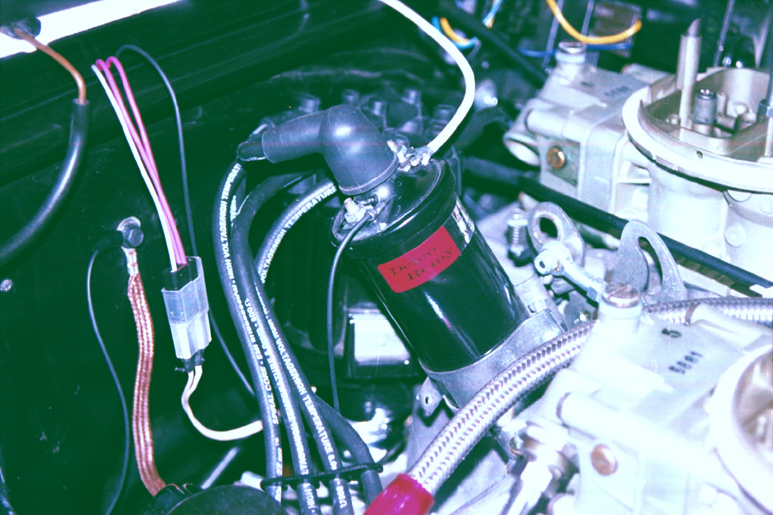 wiring diagram for ignition coil with points ez go rxv electric camaro transistor systems