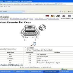 Ls3 Map Sensor Wiring Diagram Treadmill Motor Testing Procedures Maf