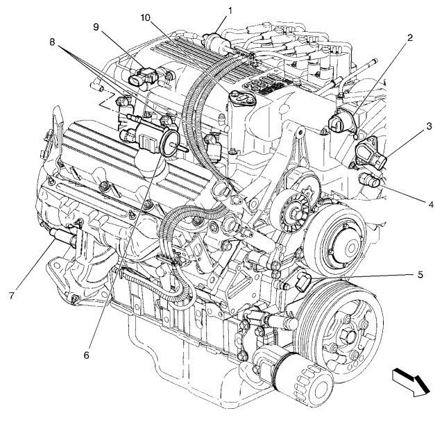 [DIAGRAM] 2013 Camaro Engine Diagram FULL Version HD