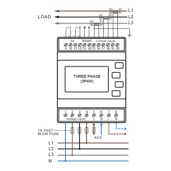 Wiring Connection Diagram Guitar 2 Humbucker 1 Volume Tone 3 Conductor Efcaviation Modbus Specification Tab Organisedmum De Smartrail X835 Mid Multi Function Power Meter Pulse Comms Rh Camax Co Uk