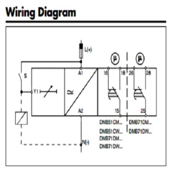 24vdc relay wiring diagram