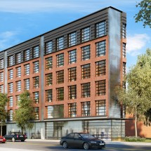 Rendering of 100 Union Ave