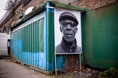 Portrait in the We Are Loughborough Junction Exhibition