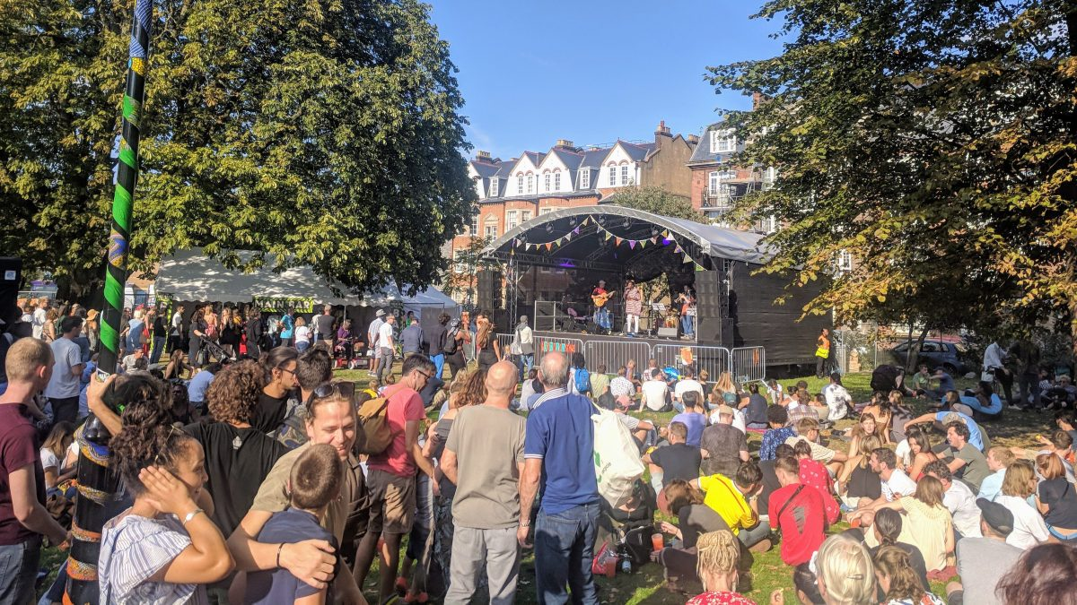 Camberwell Fair is back on 31st August 2019