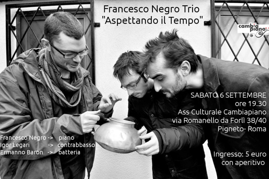 francesco negro trio