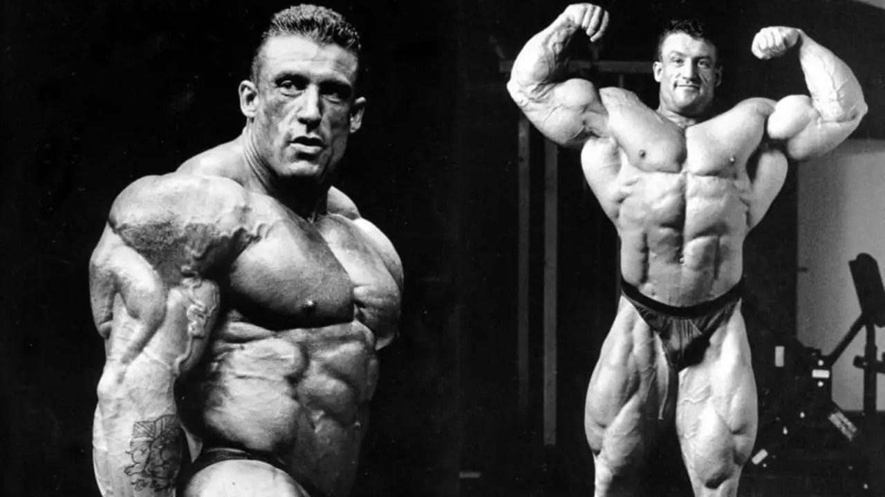 Rutina y entrenamiento abdominal por Dorian Yates