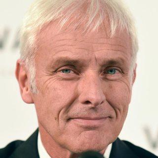 Matthias Müller, nuevo presidente de Volkswagen
