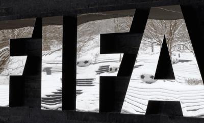 FIFA sede Zurich logo