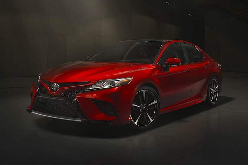 2018 Toyota Camry Se 2017 2018 Best Cars Reviews