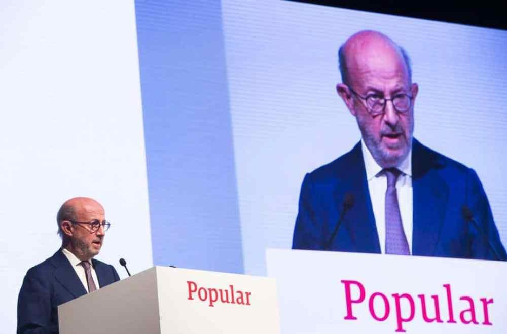 Banco popular pierde 137 millones por las provisiones for Inmobiliaria popular
