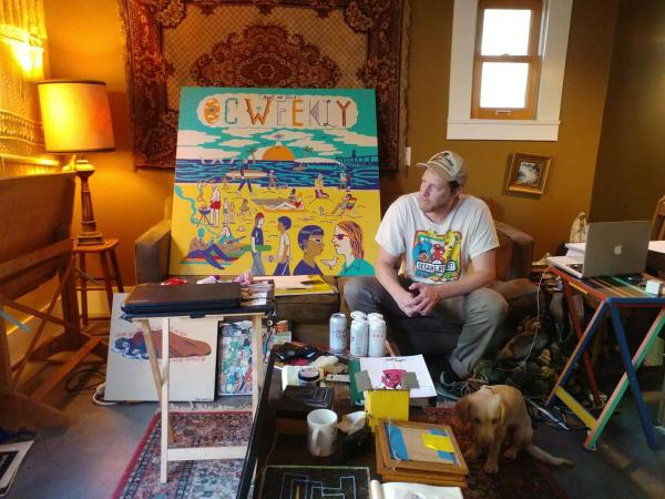 Cambodia Town Art Alive In Long Beach - Daily