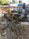 Sleeping At Work : Heavy Equipment