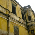 """""""The Mansion"""" at FCC Phnom Penh — Old French Colonial Building"""