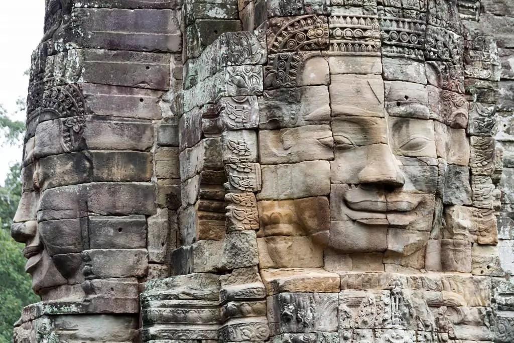 Exploring Angkor Wat Temple Complex in Cambodia 04