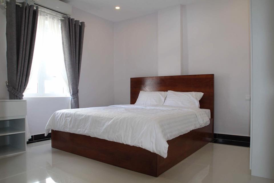 English 2 Bedroom Apartment for rent in Boeung Trebek