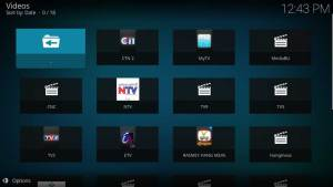 Kodi and Khmer addon TV app
