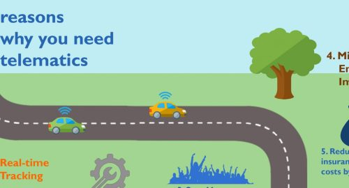 10 reasons why you need telematics