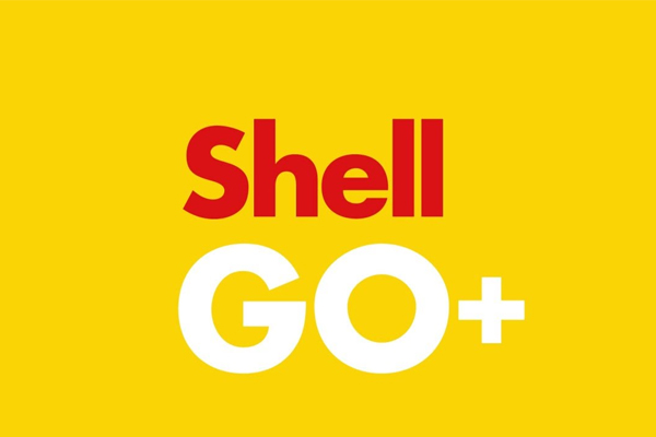shell go+ logo