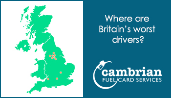 Where are Britain's worst drivers? – Infographic