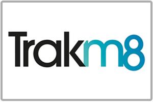 trakm8 web logo link