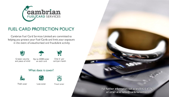 Fuel Card Protection Policy – Infographic