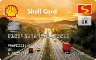 shell crt card by cambrian