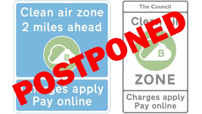 caz postponed