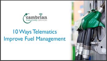 10 Ways Telematics Improve Fuel Management – Video
