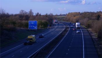 English Motorways Ranked