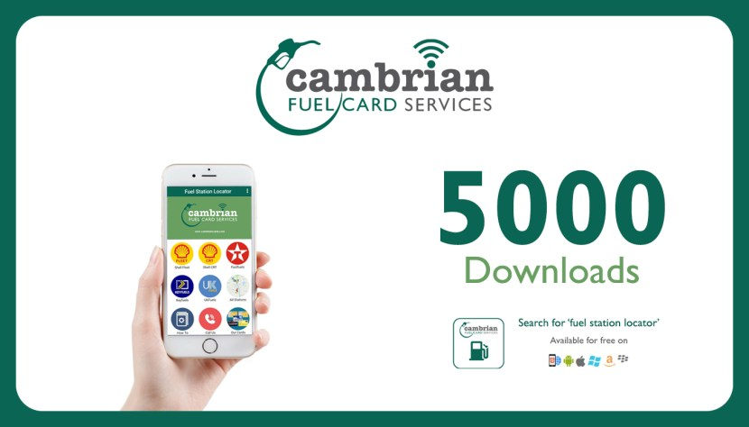 5000 downloads landscape