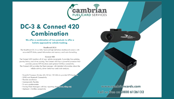 DC-3 & Connect 420 Combination – Infographic