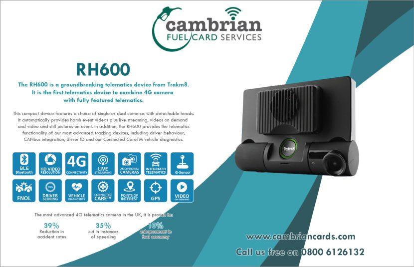 rh600 advert