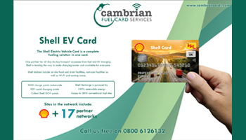 The Shell EV Card – Infographic