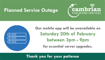 Planned Service Outage