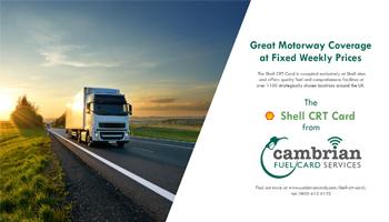 Shell CRT Advert – Infographic