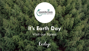 What is Cambrian doing for Earth Day 2021?
