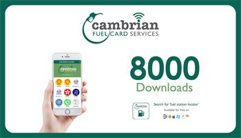 8000 App Downloads