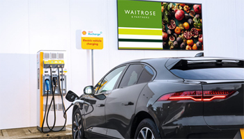 Shell Announce Partnership with Waitrose