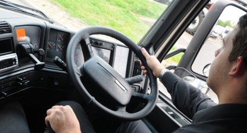 £5,000 For New HGV Drivers