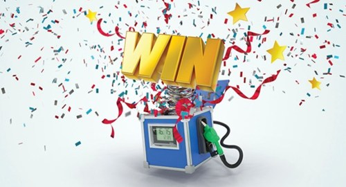 Every fill at Esso is a winner!