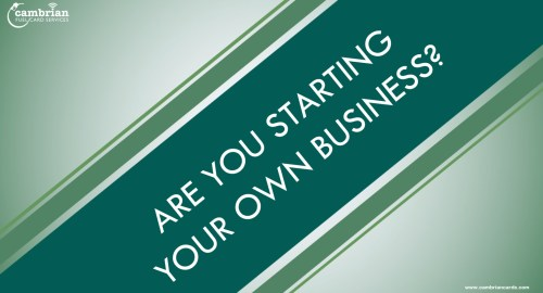 Are you starting your own business? – video