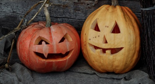 Halloween Pumpkin Carving Competition