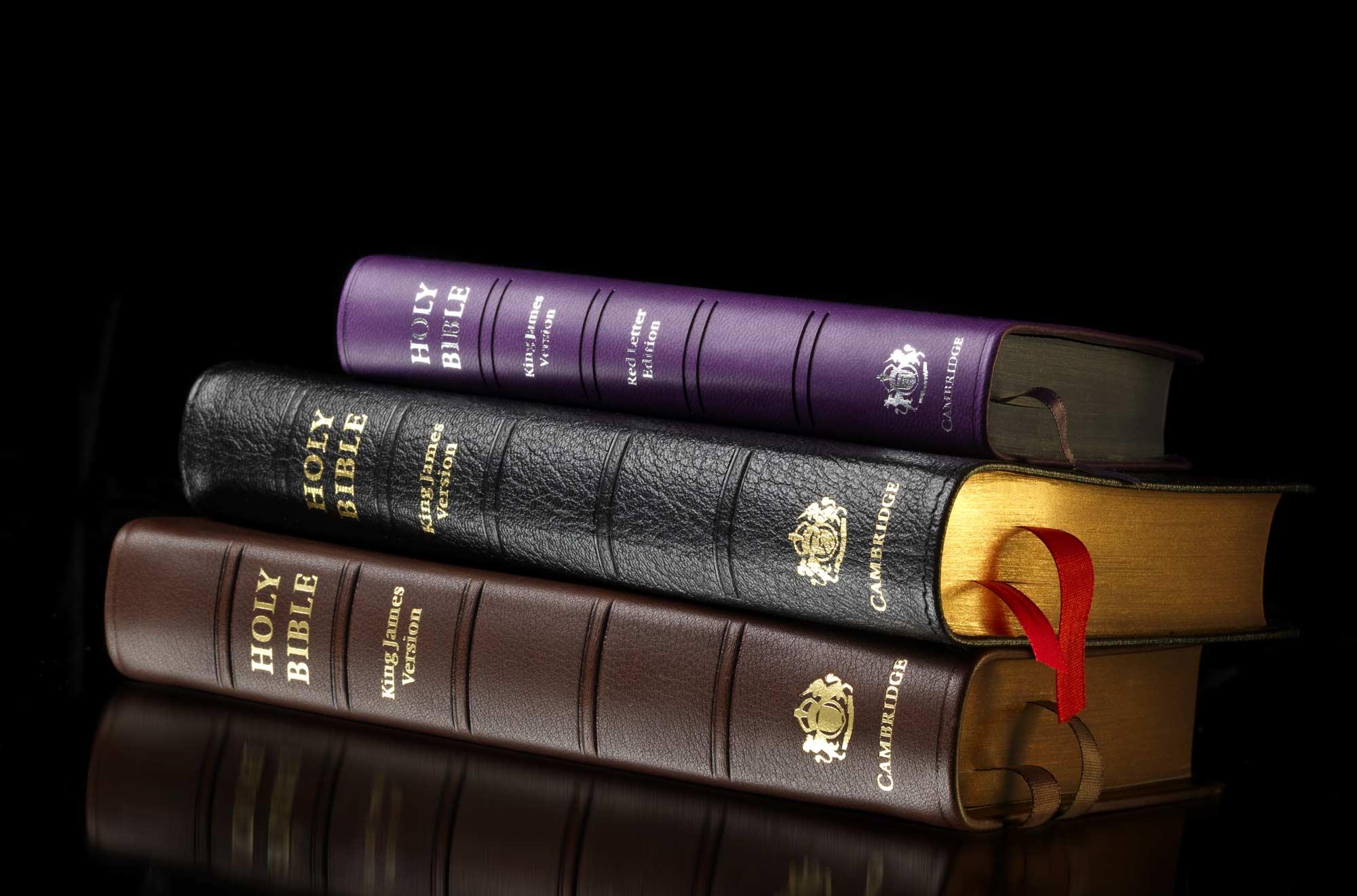 cambridge bibles