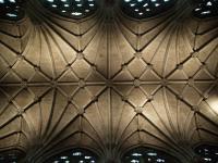Cambridge, England: Catholic Church: ceiling